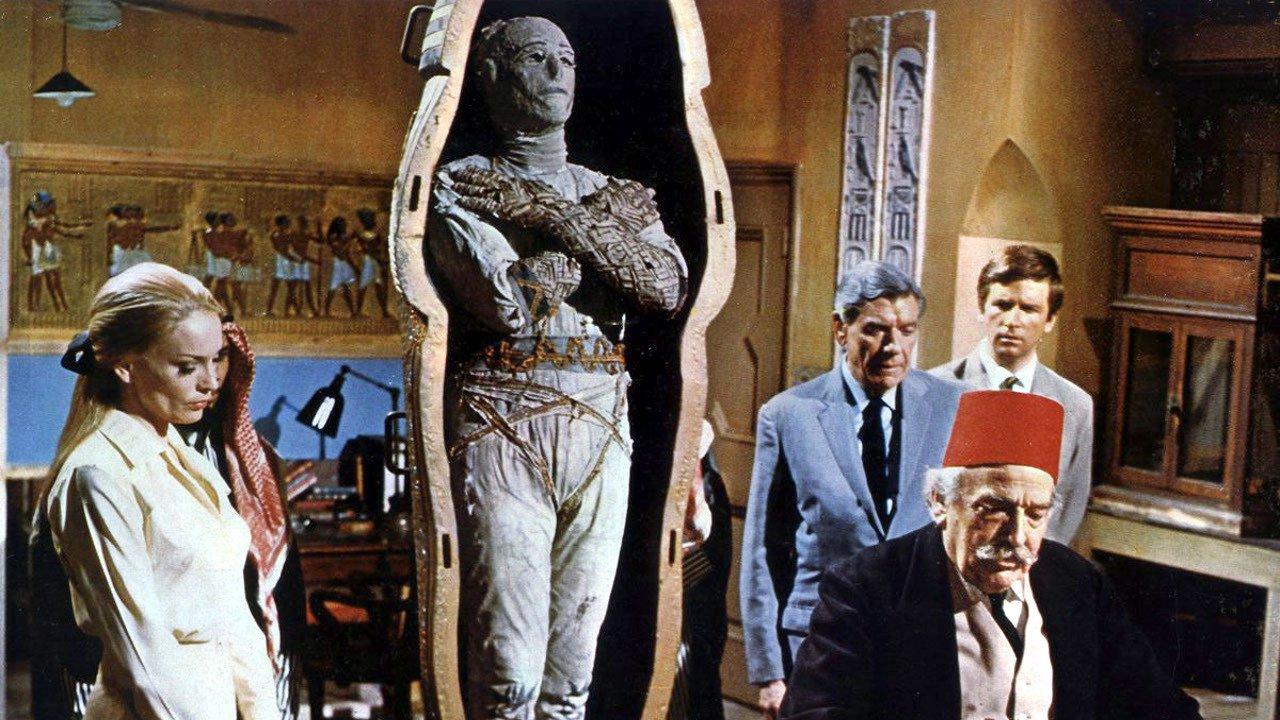 Саван мумии смотреть фото