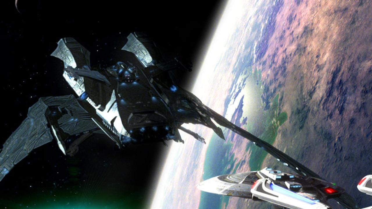 Звездный путь: Возмездие смотреть фото