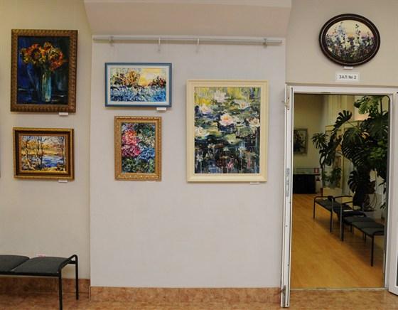 Фото лобненская художественная галерея