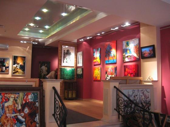 Фото галерея King's Gallery