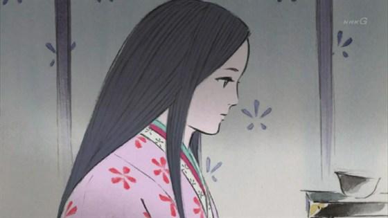 Сказание о принцессе Кагуя смотреть фото