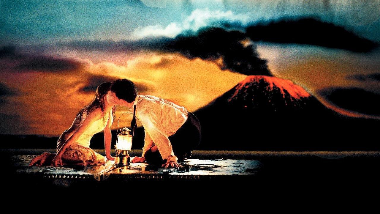 Джо против вулкана смотреть фото