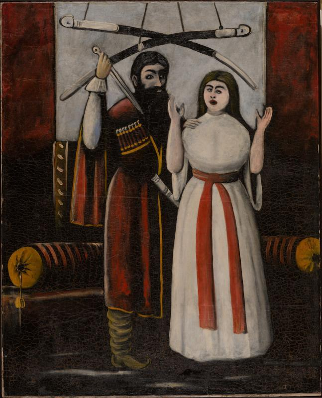Грузинский авангард. 1900–1930. Пиросмани, Гудиашвили, Какабадзе и другие художники смотреть фото