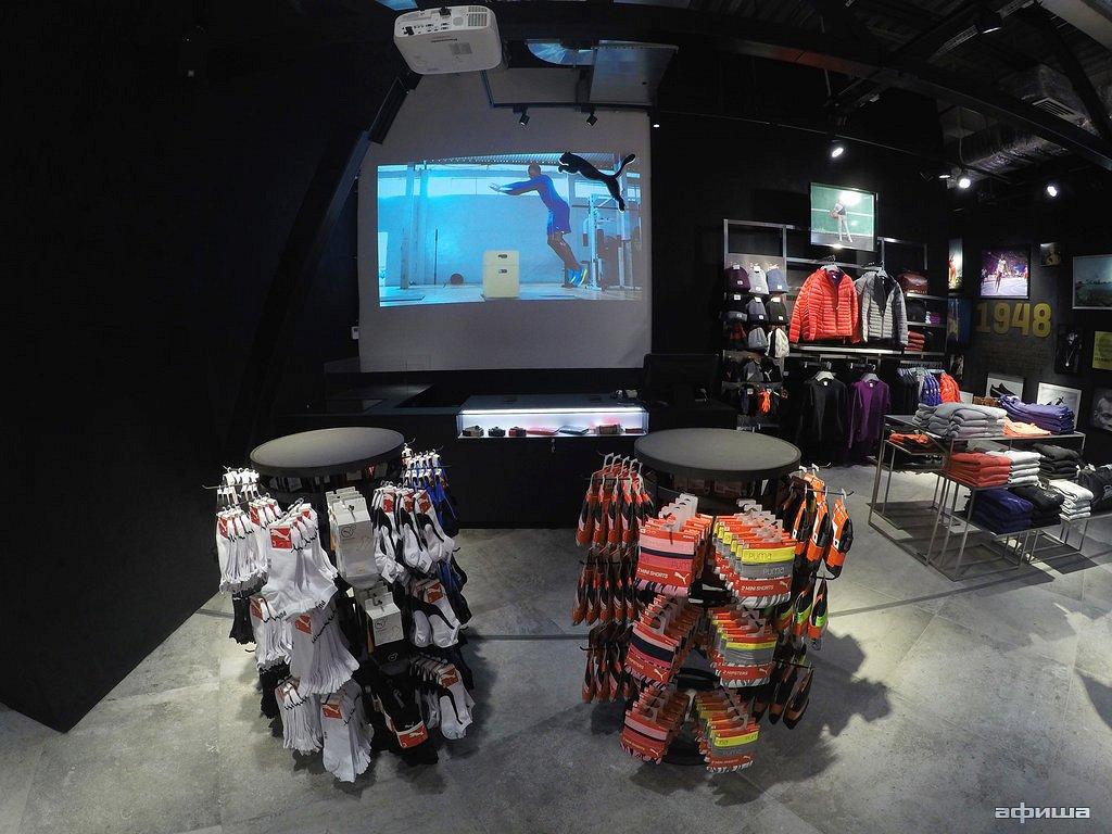 Фото магазин Puma Forever Faster Store