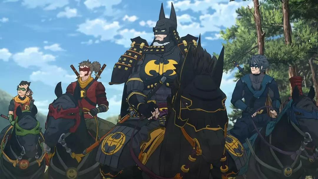 Бэтмен-ниндзя смотреть фото