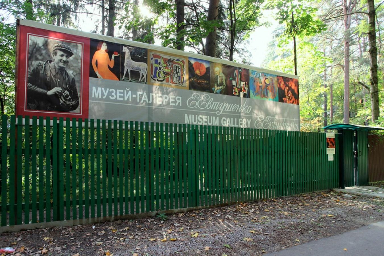 Фото музей Музей-галерея Евтушенко