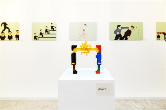 Фото выставочный зал Электромузей