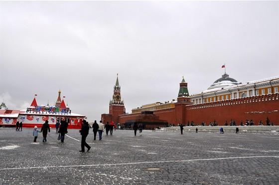 Фото красная площадь