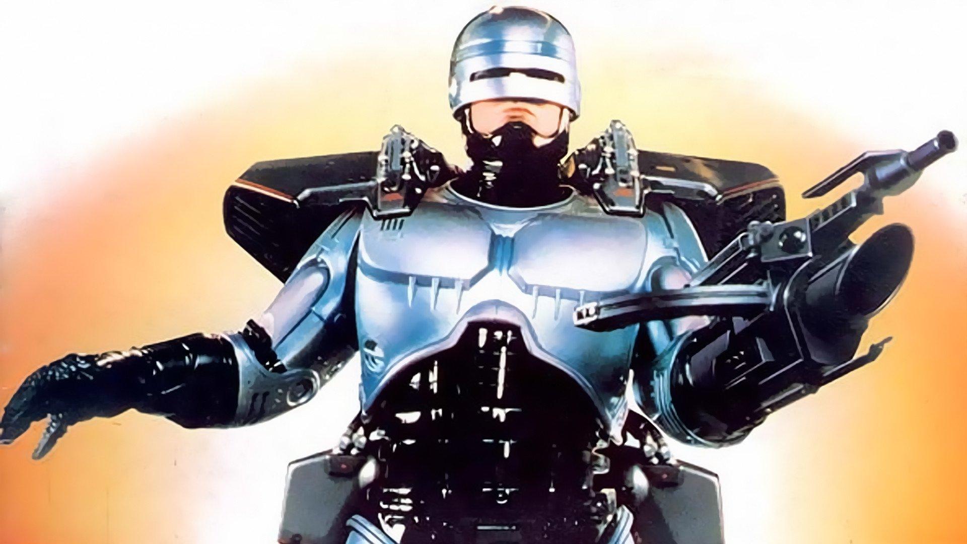 Робот-полицейский-3 смотреть фото