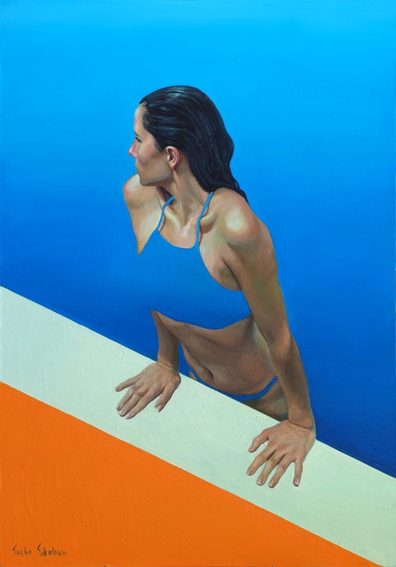 Саша Соколова. Splash смотреть фото