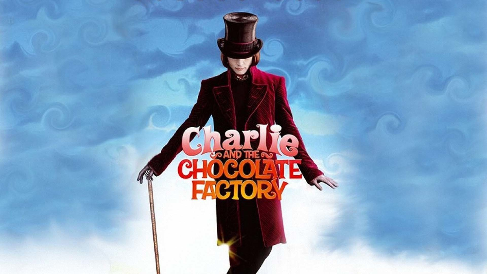 Чарли и шоколадная фабрика смотреть фото