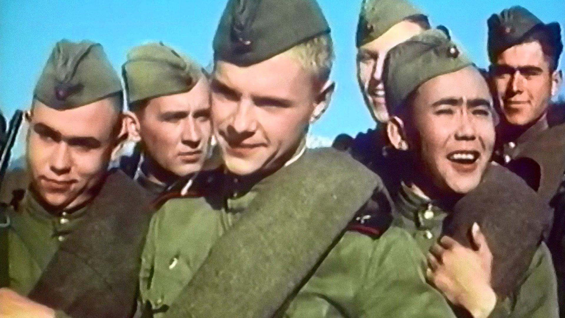 Солдат Иван Бровкин смотреть фото