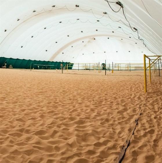 Фото детская академия Ильи Леонова по пляжному футболу