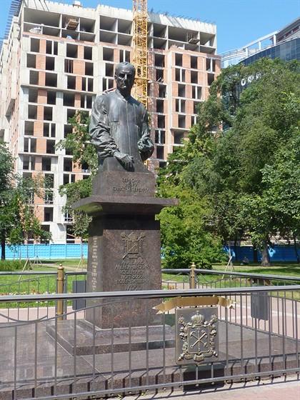 Фото площадь Собчака