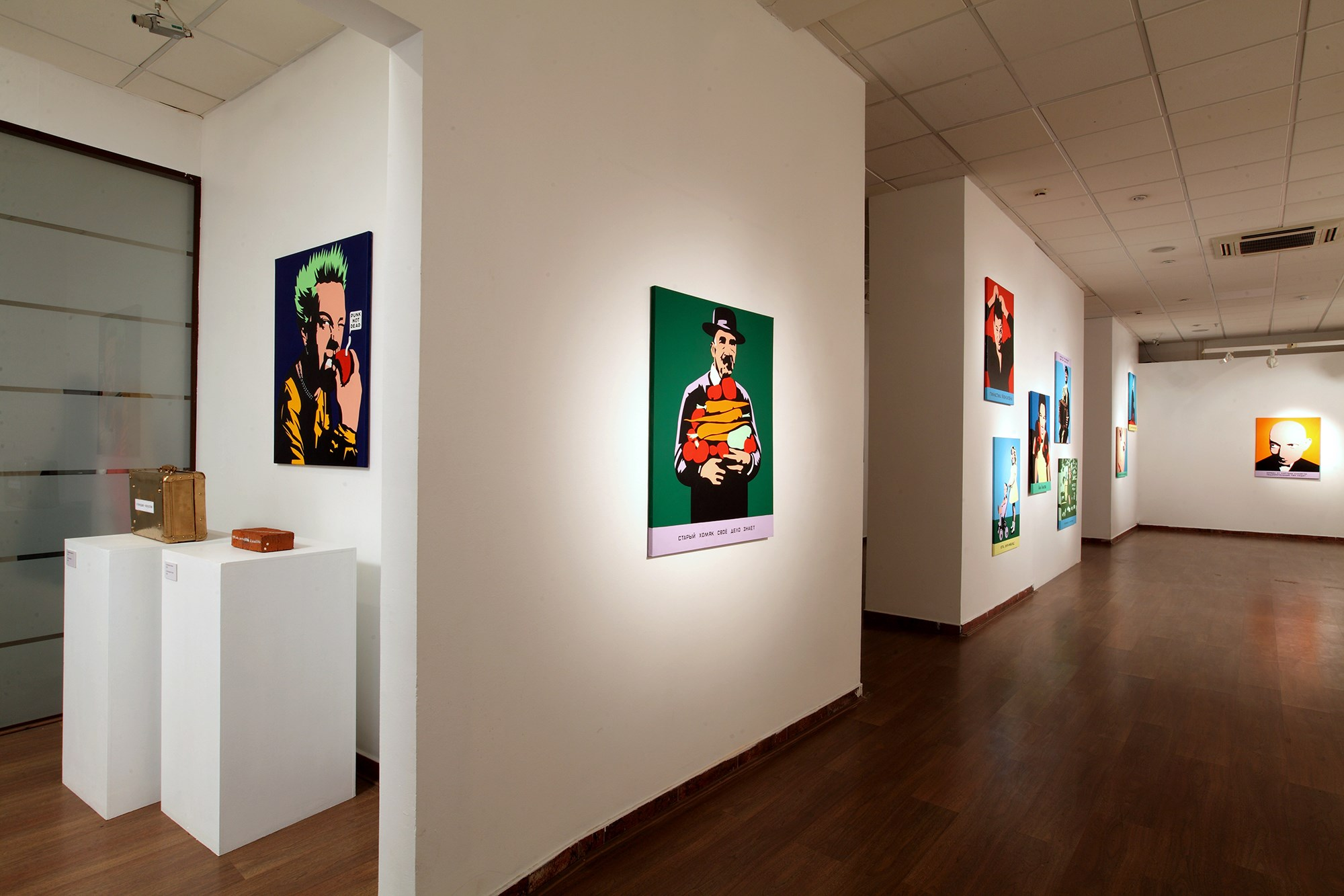 Фото галерея Stella Art Foundation