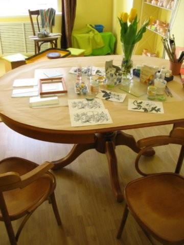 Фото творческая студия для взрослых и детей
