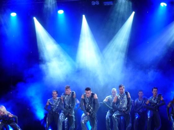 Юбилейный концерт балета «Тодес» смотреть фото