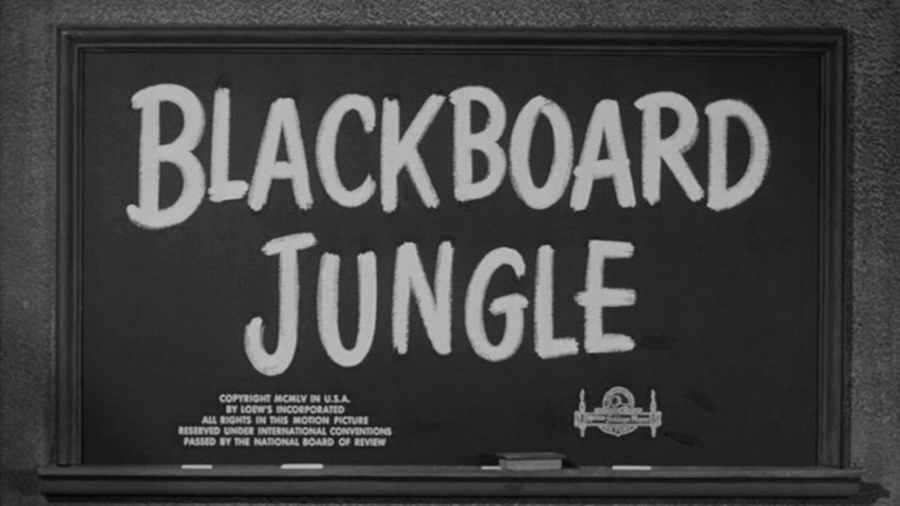 Школьные джунгли смотреть фото