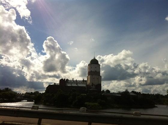 Фото музей Выборгский замок
