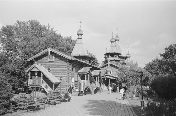 Фото храм Великомученика Георгия Победоносца в Коптево