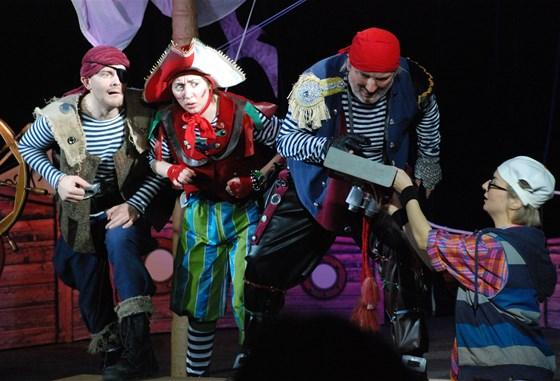 Приключения пиратской бригантины, или Свистать всех наверх! смотреть фото