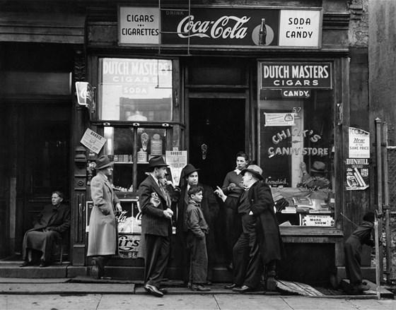 New York's Photo League. 1936–1951. Рождение американской фотодокументалистики смотреть фото