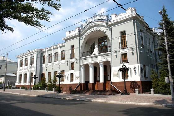 Фото концертный зал ДК железнодорожников им. Пушкина