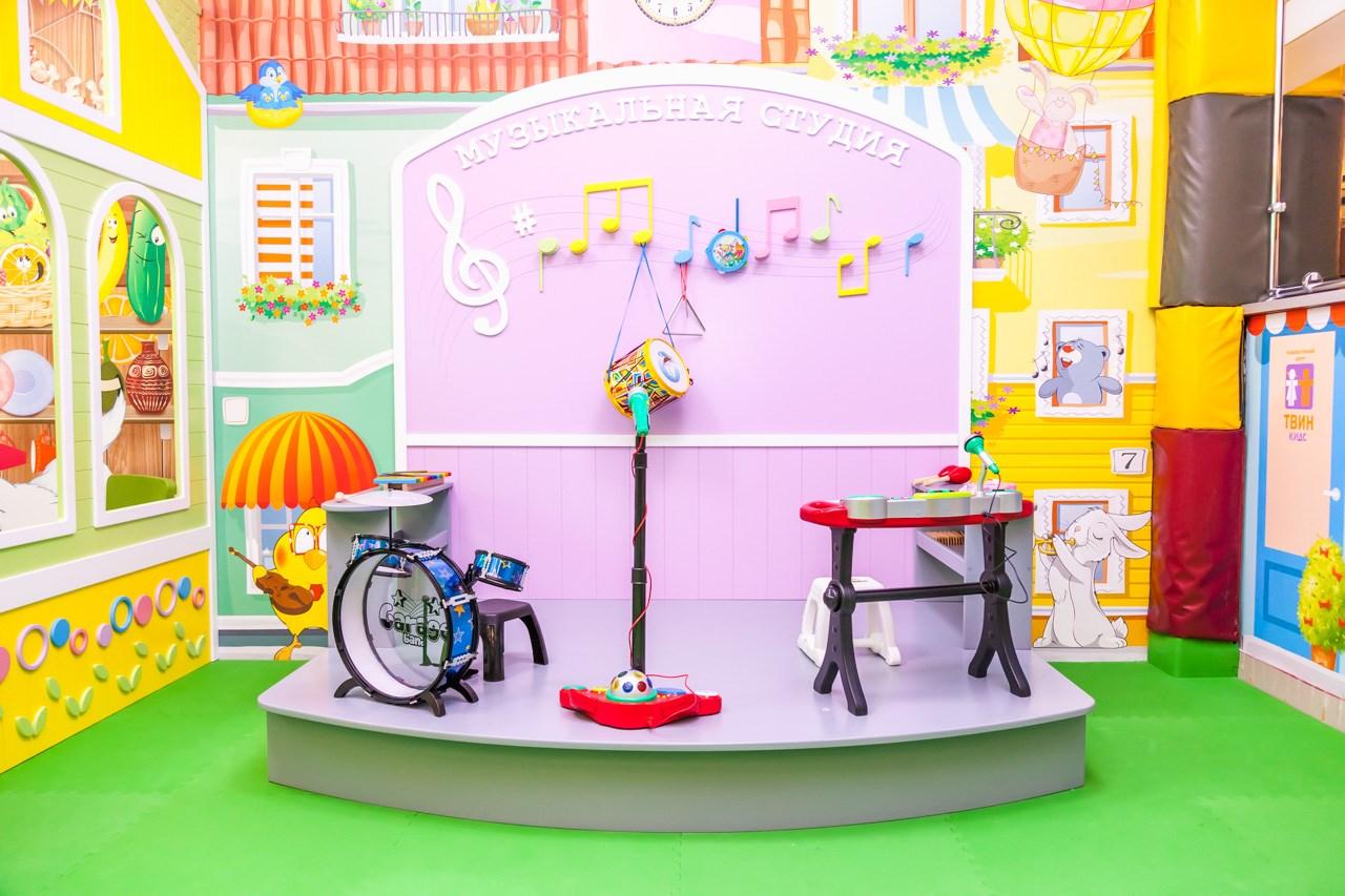 Фото детский развлекательный центр «Твин-кидс»