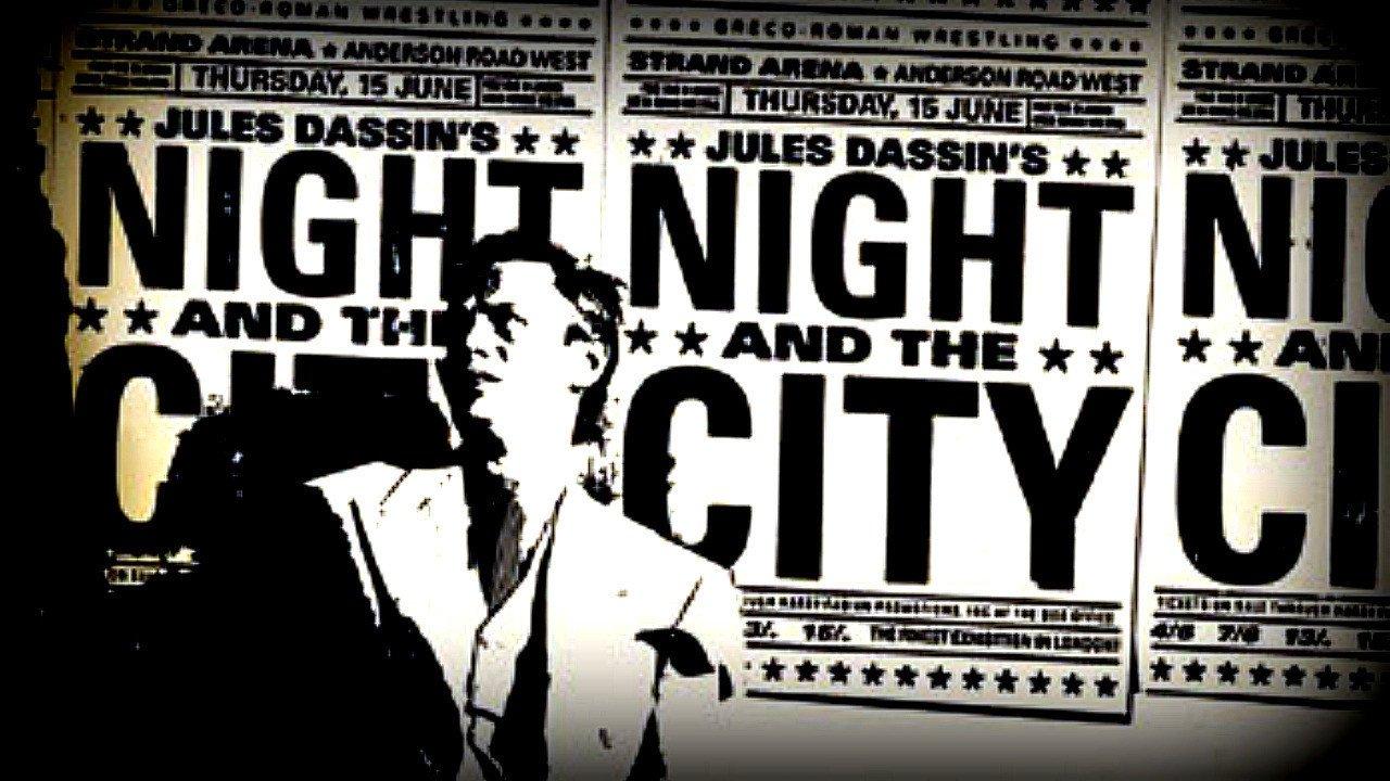 Ночь и город смотреть фото