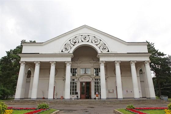 Фото концертный зал ДК ВДНХ