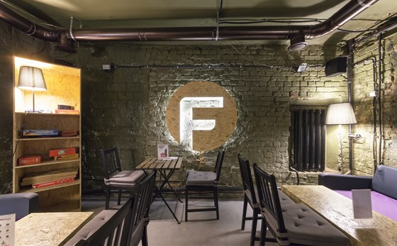 Фото клуб F-Lounge