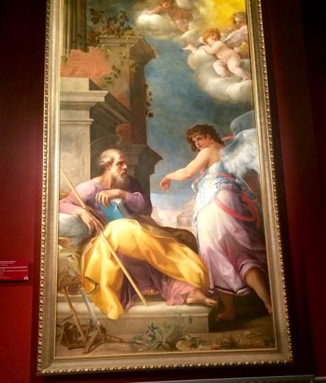 Караваджо и последователи. Картины из собраний фонда Лонги во Флоренции и ГМИИ им. Пушкина смотреть фото