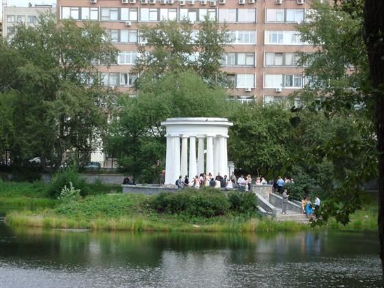 Фото вознесенская горка, Харитоновский сад