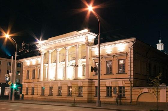 Фото музей им. Шатилова