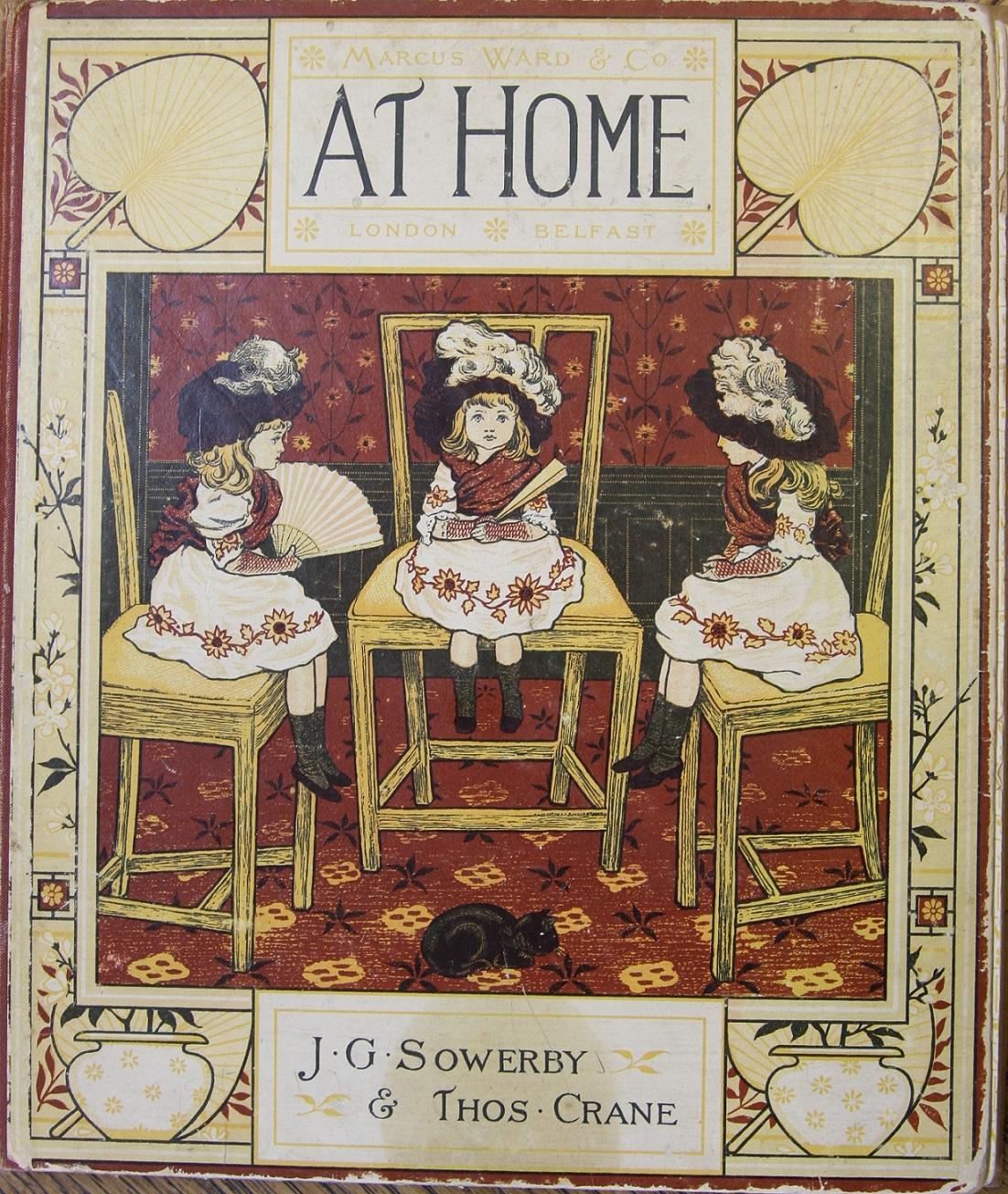 Книги старого дома: мир детства XIX — начала XX века смотреть фото