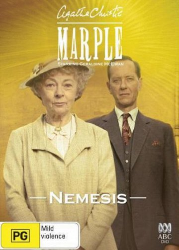 Постер Мисс Марпл Агаты Кристи: Немезида
