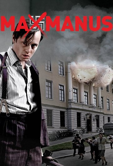 Постер Макс Манус: Человек войны