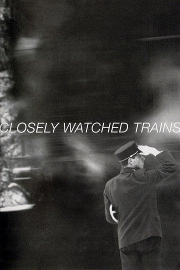 Постер Поезда под пристальным наблюдением
