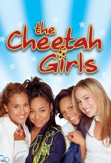 Постер The Cheetah Girls