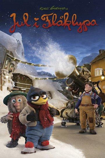 Постер Снежные приключения Солана и Людвига