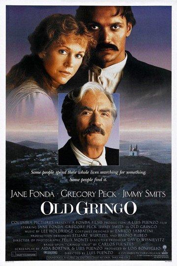Постер Старый гринго
