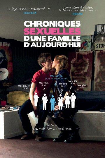 Постер Сексуальные хроники французской семьи