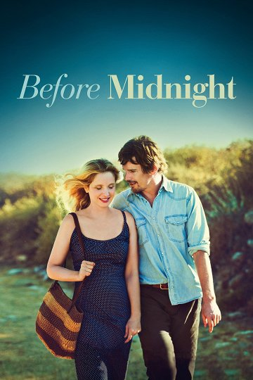 Постер Перед полуночью