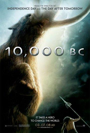 Постер 10000 лет до нашей эры