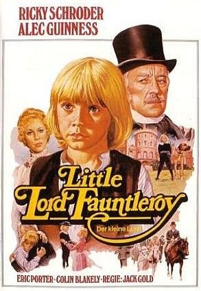 Постер Маленький лорд Фаунтлерой