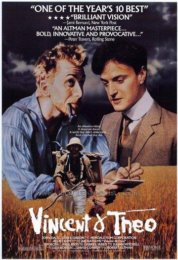 Постер Винсент и Тео