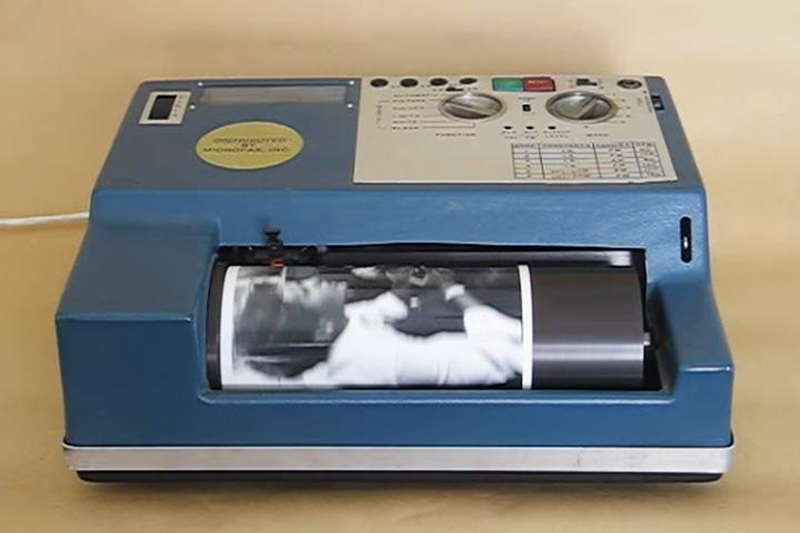 Как фотожурналисты передавали фотографии 50 лет назад
