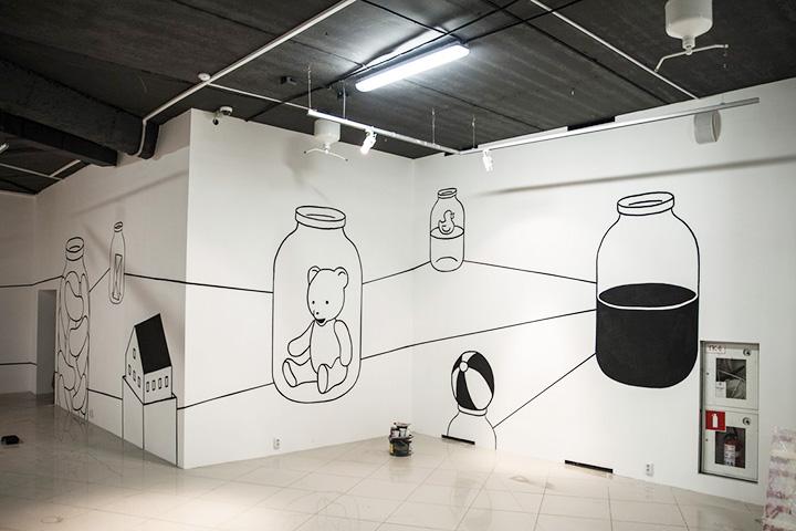 В Пермском музее современного искусства Марат Гельман поднимал вопросы местной самоидентичности и пытался развивать отечественное современное искусство.