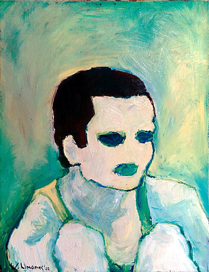 Автопортрет, 2002 г.