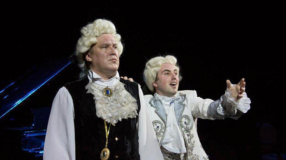 Театр: Моцарт и Сальери, Челябинск